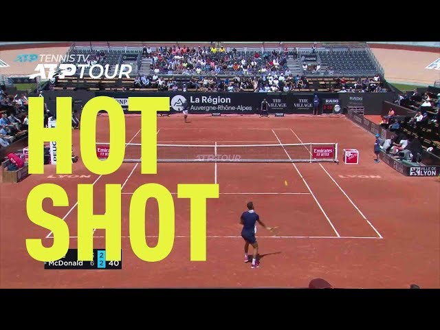 Hot Shot: Paire's Perfect Combination In Lyon 2019