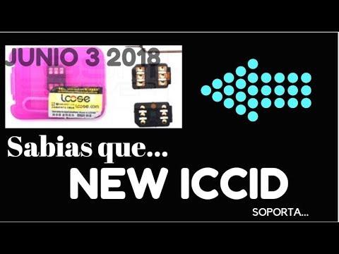 Configurar TURBO SIM iphones x 8 Plus 7 Plus New ICCID