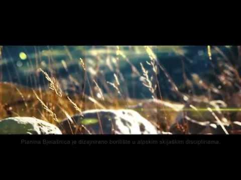 Planina Bjelasnica   Promo video