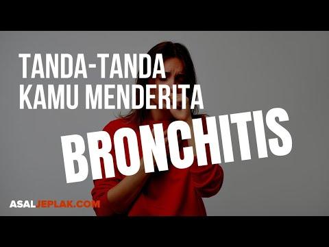 Tanda tanda Seseorang Menderita Bronchitis | Seri Psikologi dan Kesehatan