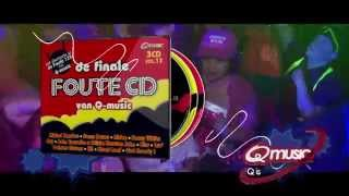 de finale foute cd van q music vol 13 3cd tv spot