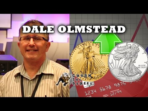 The Precious Metals Backed Debit Card - Dale Olmstead Interview @CrushTheStreet