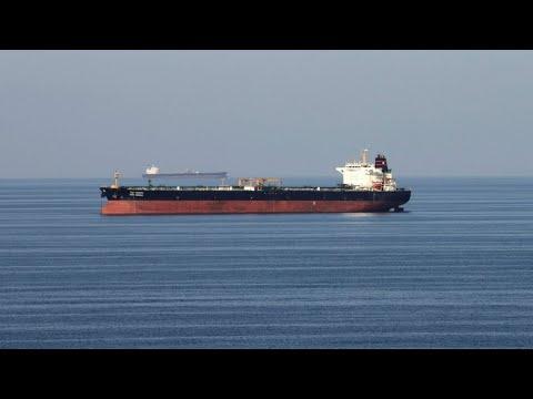 Did Iran block UK ships in the Strait of Hormuz?