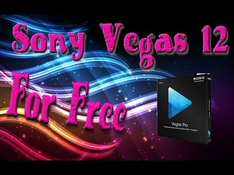 Free Download Sony Vegas Pro 12 32 Bit With Crack