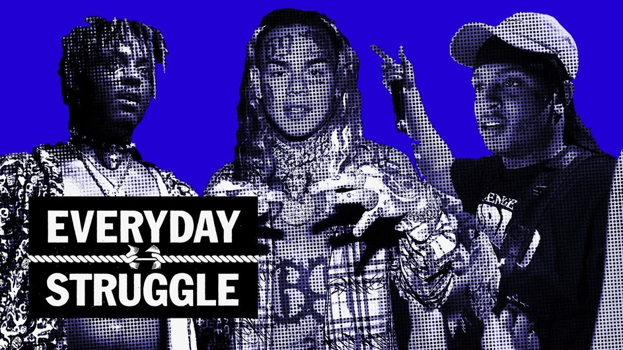 Which Ye Will We Get on 'Yandhi?' Hip-Hop Ready to Embrace an Openly Gay Rapper? | Everyday Struggle