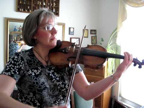 Sahara Crossing violin one