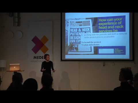 Anna Meroni: A human Centered Approach for Design for Services