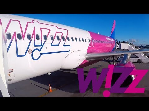 FLIGHT REPORT / WIZZAIR AIRBUS A320 / ST PETERSBURG - BUDAPEST