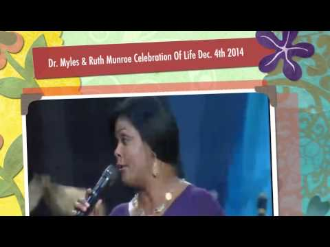 Bishop Oyedepo 2015 messages,Winans sings @ Dr  Myles & Ruth Munroe Celebration Of Life