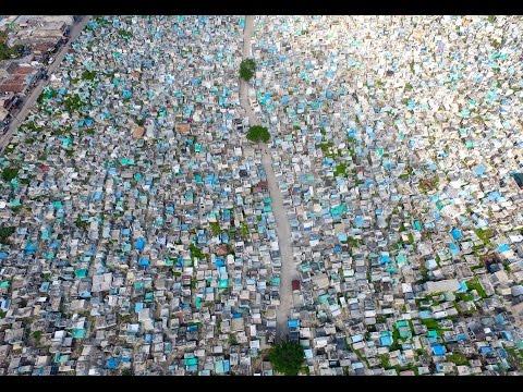 TerraData - Urban extreme #1 - Grand Cimetière de Port-au-Prince, Haiti - 720p HD