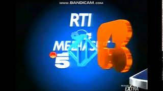 RTI Mediaset Fiction Bumper (1999-2001)