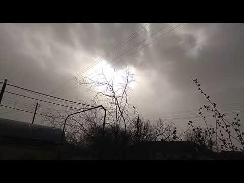 Никогда такого не видел: нагрянул ураган 40 м/с - сильнее, чем на Перевале Дятлова!! 25.02.2020