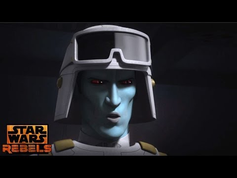 Star Wars Rebels: Thrawn Attacks Atollon Base