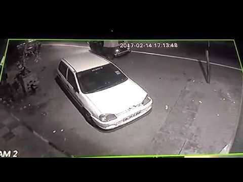 Car chor in Delhi auto gang