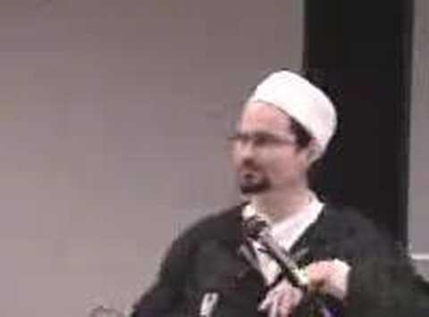 Hamza Yusuf on Muslim Youth