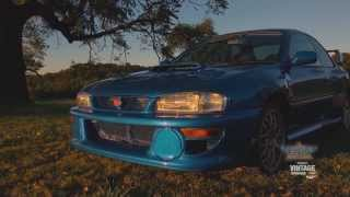 Subaru Vintage Garage - 1998 Impreza 22B STI