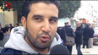 Gafsa : Collecte pour Elhiwar Etounsi TV