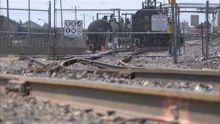 A closer look at the Lac-Mégantic disaster zone