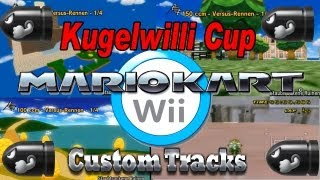Mario Kart Wii Custom Track Grand Prix Revolution - Let's Play Mario Kart Wii CTGP Revolution Part 21: Bullet Bill Cup