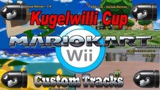 Mario Kart Wii Custom Track Grand Prix Revolution - Let's Play Mario Kart Wii CTGP Revolution Part 21: Bullet Bill Cup