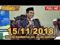 Ceramah Terbaru Ustadz Abdul Somad Lc, MA - Masjid Rahmattullah, Jalan Garuda
