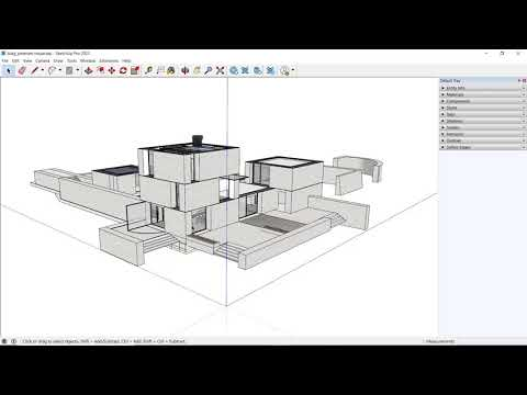 SketchUp to Revit Workflow