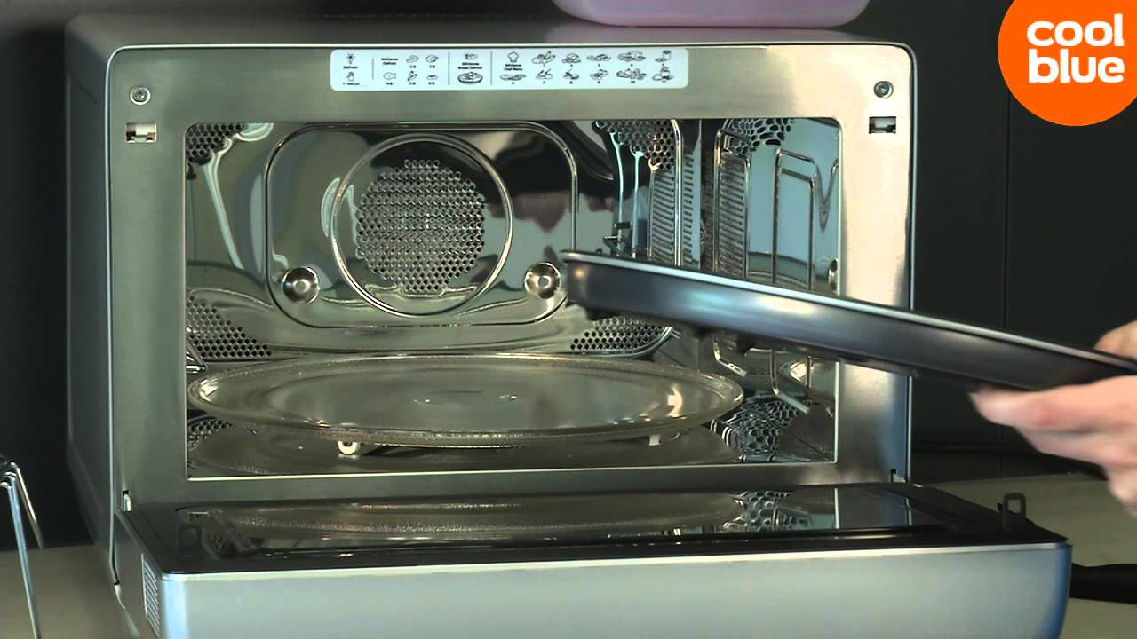 Whirlpool JT 479 IX Magnetron Productvideo (NL/BE ) - YouTube