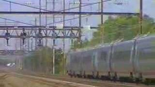 Amtrak Northeast Corridor Action July 20 2001