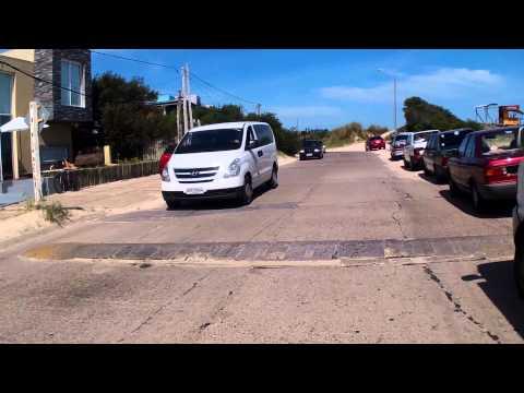 costa azul - uruguay -  cg 150 gopro