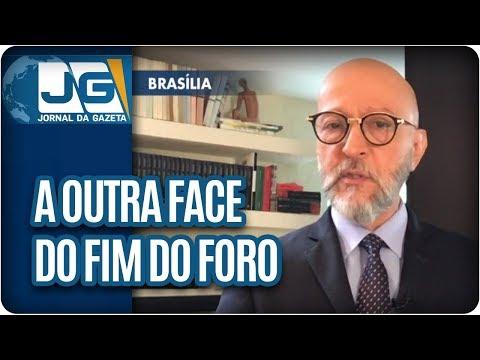 Josias de Souza/A outra face do fim do foro preocupa