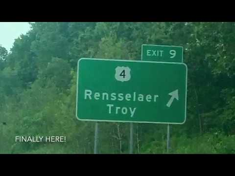 Moving to Rensselaer!