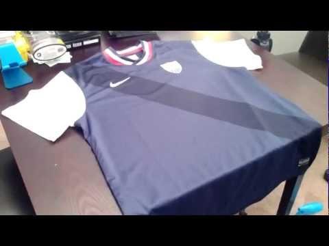 201213 Nike US Away Soccer Jersey