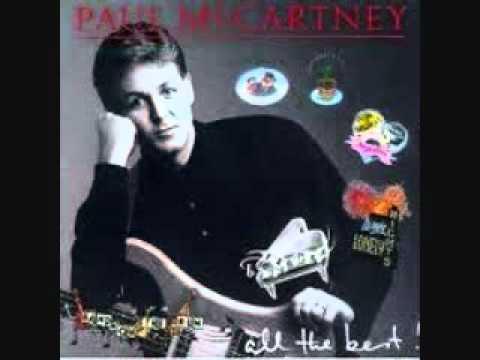 Ebony and Ivory-Paul McCartney ft. Stevie Wonder
