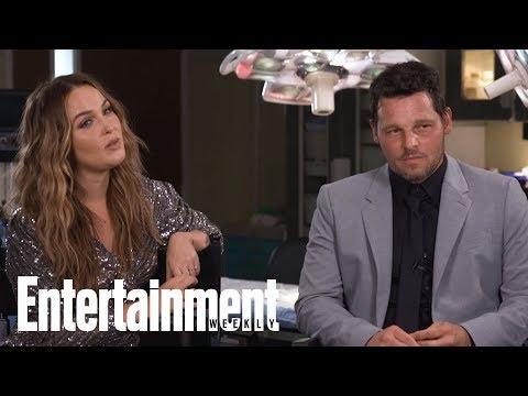 Camilla Luddington On Being Anxious With Matthew Morrison On 'Grey's Anatomy'  Entertainment Weekly