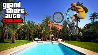 GTA 5 - Vidéo détente et Tricks en BMX