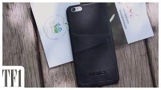 Die beste Ledercase fürs iPhone 6? - KAVAJ TOKYO - REVIEW