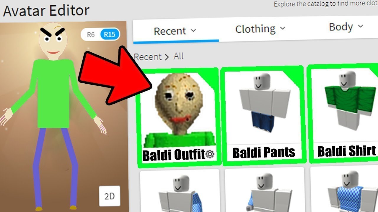 Roblox Baldi Pants Code How To Make Clothes In Roblox Quora