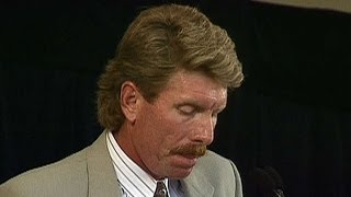 Mike Schmidt delivers Hall of Fame induction speech