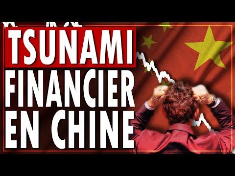 💥 TSUNAMI Financier : La FAILLITE de Evergrande Menace l'Économie Entière   👉 Le KRACH Approche !