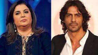 Farah's Diplomatic Stand On Ajay Devgan & Karan Johar's Clash | Arjun Talks About His Upcoming Films