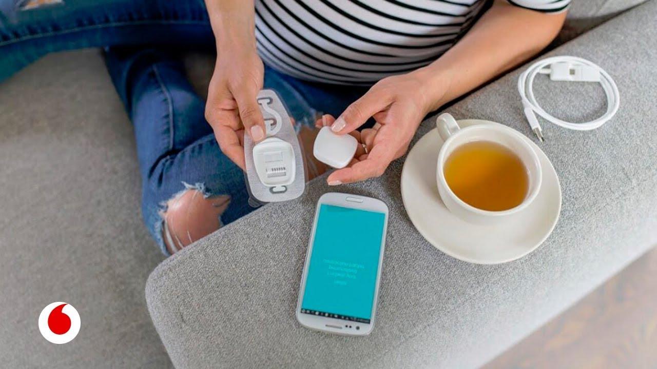 Una aplicación para medir las constantes vitales del feto desde el smartphone