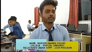 Hariom Fulari's Live Review of DTPP program...