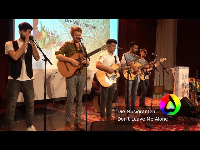 Die Musigranten - Don't Leave Me Alone - Live beim FIVESTONES Nouruz-Fest 2019