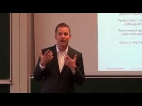 Human Resource Management Lecture Part 10 Retention (1 of 2)