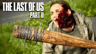 THE LAST OF US 2 - Aggressive Stealth Gameplay & Brutal Combat Vol. 2 Survivor [Cinematic Style]
