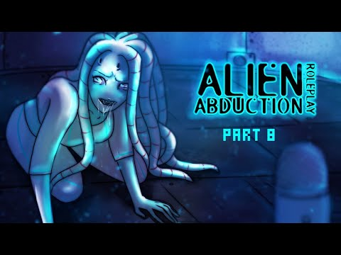 Alien Abduction Part 8 ASMR Roleplay (NO DEATH)