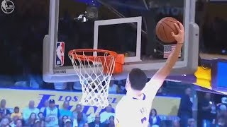 Lonzo Ball Misses Wide Open Dunk Against Cavaliers! Lakers vs Cavaliers!