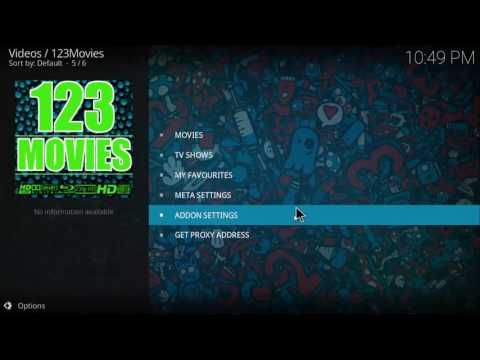 How to install 123Movies Addon on kodi  123movies addon