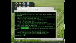 Set up a DHCP server on Linux(suse)