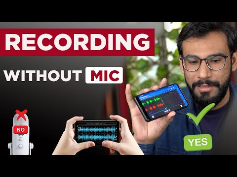 How To record voice professionally on Mobile | Poetry Recording On Mobile without Mic | Bol Chaal